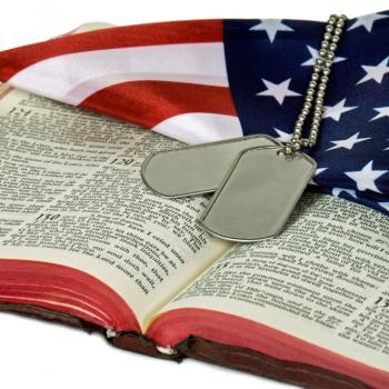 The U.S. Military Has More Atheists Than Ever (But No Humanist Chaplains At All)