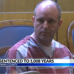 TV Youth Pastor Gets 1,008 Years in Prison for Sexually Abusing Kids