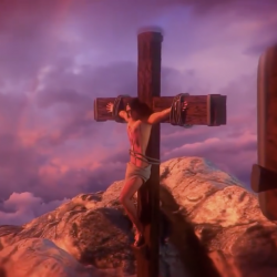 This Jesus Christ Video Game Trailer Doesn't Make Any Sense