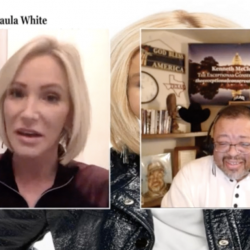 "Paula White: I Can't Abandon Trump Because ""What Would That Say About Who I Am?"""