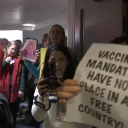 After Protests and a Baffling Amendment, Vaccination Bill Fails in New Jersey