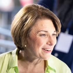 "Amy Klobuchar Says, Weakly, ""I Believe Very Strongly"" in Church/State Separation"