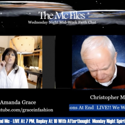 """Christian """"Prophetess"""": God Will Use Angels with Flaming Swords to Protect Trump"""