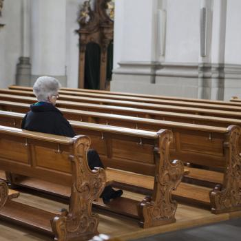 Church to Elderly Members: Get Out of Here So We Can Attract Younger People