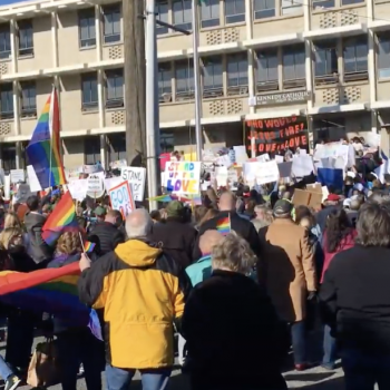 Students Protest After Catholic School Fires Teachers in Same-Sex Relationships