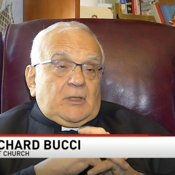 """Catholic Priest Attempts to Walk Back """"Pedophilia Doesn't Kill Anyone"""" Comment"""
