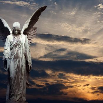 This Priest Has Proof That Guardian Angels Exist, and It's Childish and Awful