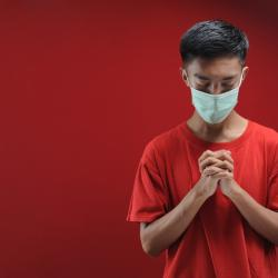 """Indonesia Will """"Rely on the Almighty"""" to Fight Coronavirus, Health Minister Says"""