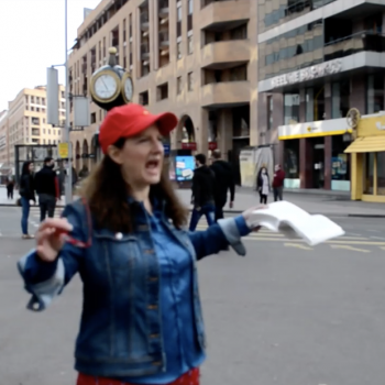 """Street Preacher: """"You Need Jesus More Than You Need Toilet Paper!"""""""