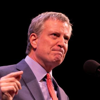 Angry NYC Mayor Says He May Close Defiant Synagogues and Churches Permanently