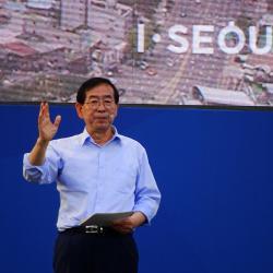 "South Korean Mayor Sues Coronavirus-Spreading Church for ""Murder"""