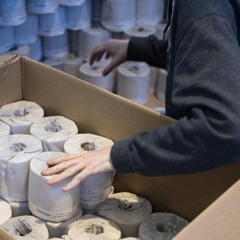 Manna from Heaven: Churches Woo People With Toilet Paper Giveaways
