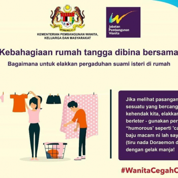 Dress Up and Don't Nag: Malaysia Apologizes For COVID-19 Tips on Wifely Behavior