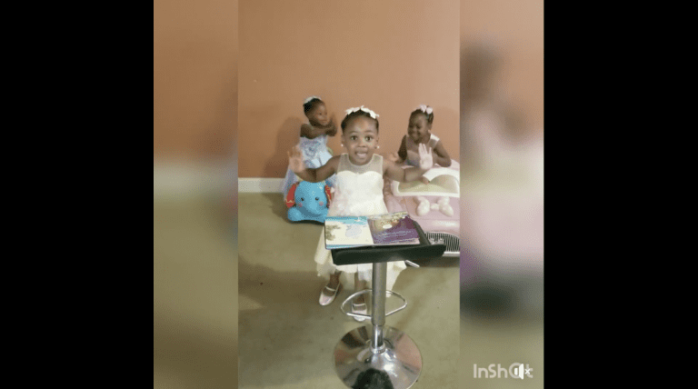 Is This Supposed to Be Cute? In Viral Video, a Four-Year-Old Preaches About God.
