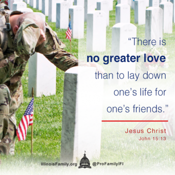 This Christian Group's Memorial Day Meme Contradicts Their COVID Rhetoric