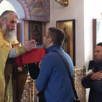 "Eastern Orthodox Church: Shared-Spoon Ritual Provides ""Medicine of Immortality"""
