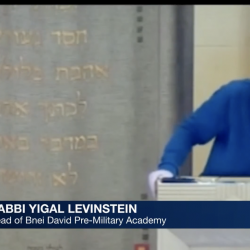 """Homophobic Israeli Rabbi: Conversion Therapy Can Help Young Teens """"Be Straight"""""""