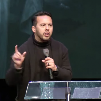 "Christian Pastor: Let's ""Punish Anti-God Governors"" Who Limit Church Gatherings"