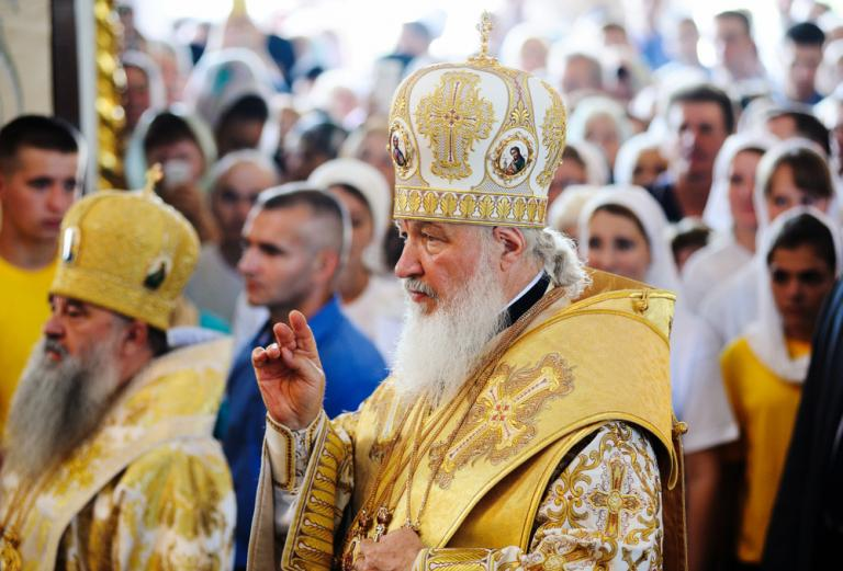 Russia's Orthodox Church Dismissed COVID. Now Scores of Clergy Are Infected.