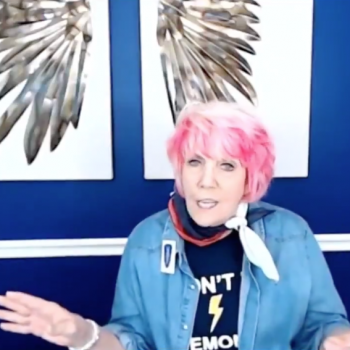 """""""Prophetess"""": I've Time-Traveled and the Media Will Soon Say Trump is President"""