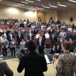 Oregon Superspreader Church Allegedly Won't Stop Having Big Gatherings