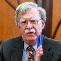 Bolton Alleges That Trump Gave His OK to China's Re-education Camps for Uyghurs