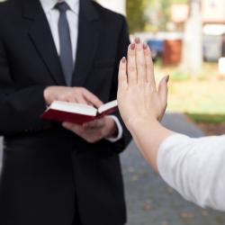 Jehovah's Witness Gets Six-Plus Years in Jail For What Shouldn't Ever Be a Crime