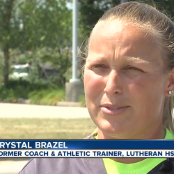 Lutheran High School Fires Soon-To-Be-Married Lesbian Athletic Trainer