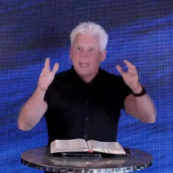 Right-Wing Pastor: I Once Went to a Hospital and Healed a Kid's Broken Pelvis