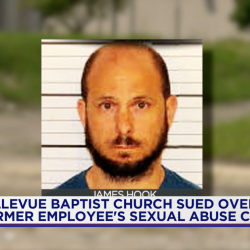 Baptist Church Sued for Not Stopping Staffer from Sexually Assaulting Girl