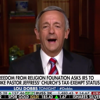 "Robert Jeffress: Evangelical Biden Voters Have ""Sold Their Soul to the Devil"""