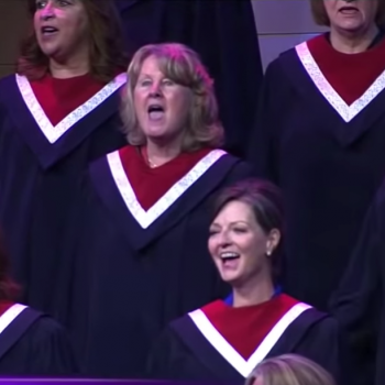 Evangelicals Are Furious That California Temporarily Banned Singing in Churches