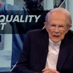 Pat Robertson: If the Equality Act Passes, God Will Destroy America