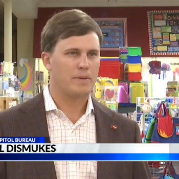 GOP Lawmaker Who Celebrated KKK Leader's Birthday Resigns… from BaptistChurch