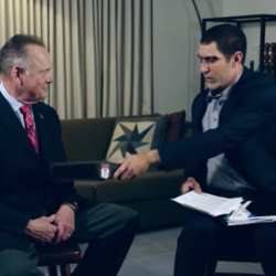 Judge Roy Moore Sued Sacha Baron Cohen for Defamation; It's About to Backfire