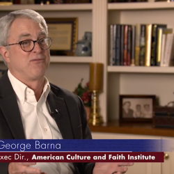 "Christian Pollster Blames America's Collapse on ""Spiritual Deficiency"""