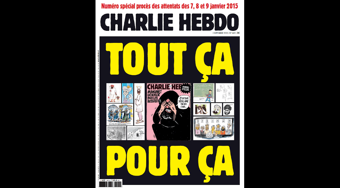 French Satirical Paper Charlie Hebdo Reprints Infamous Muhammad Cartoons Hemant Mehta Friendly Atheist Patheos