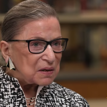 Ruth Bader Ginsburg's Death Could Mean the End of Church/State Separation
