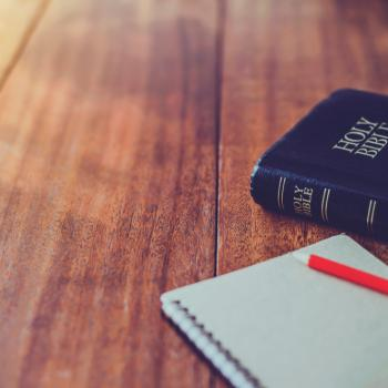 A Mom is Irrationally Mad About a Bible Reading in Her Daughter's English Class