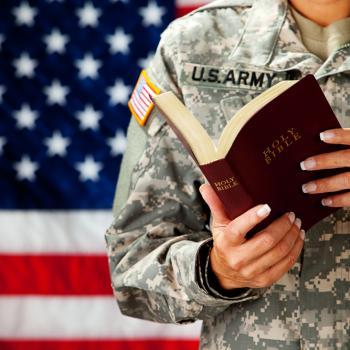 Under GOP Pressure, U.S. Military Gives Green Light to  Proselytizing Officers