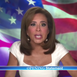 """FOX News' Jeanine Pirro: Thanks to Trump, I Say """"Merry Christmas"""" Louder Now"""