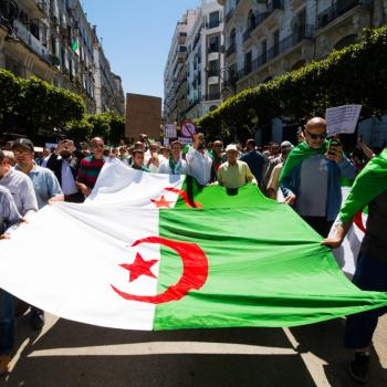 """Algerian Protester Given 10-Year Jail Sentence for Allegedly """"Inciting Atheism"""""""