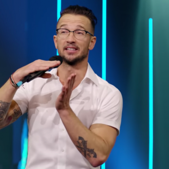 Will Evangelicals Christians Forgive Carl Lentz for Superficial Reasons?
