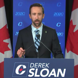 Conservative MP Derek Sloan Seeks to Profit From Lies About Conversion Therapy