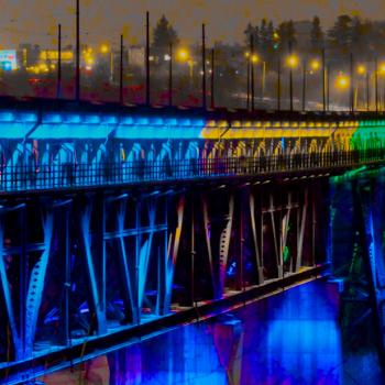 Alberta Anti-Abortion Group Sues Edmonton Over Canceled Bridge-Lighting Show