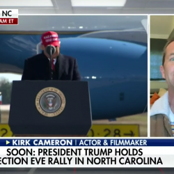"""Kirk Cameron: """"Disguised"""" Commies and Socialists Are """"Knocking on Our Doors"""""""
