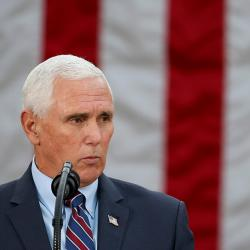 Mike Pence, Ignoring the Bible, Mocks Democrats for Wanting to Help the Poor