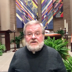 Catholic Priest Apologizes to Church for Not Speaking Out Enough Against Trump