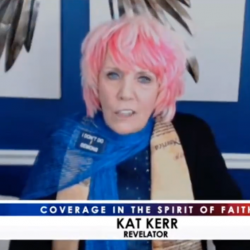 """Christian """"Prophetess"""": If You Come After Me, My 150-Foot Angels Will Protect Me"""