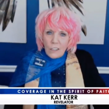 "Christian ""Prophetess"": If You Come After Me, My 150-Foot Angels Will Protect Me"